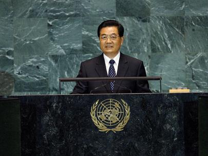 H.E. Mr.Hu Jintao