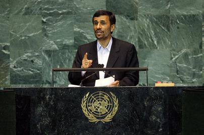 H.E. Mr.Mahmoud Ahmadinejad