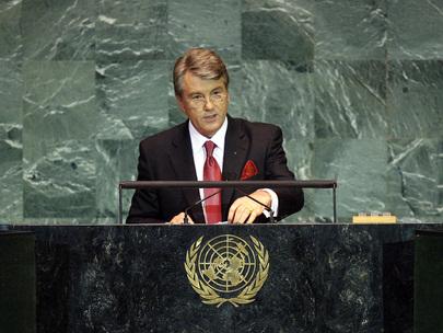H.E. Mr.Victor Yushchenko