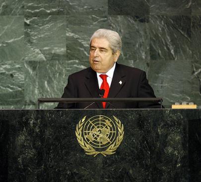 H.E. Mr.Demetris Christofias