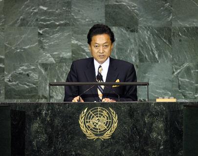 S.E. M.Yukio Hatoyama