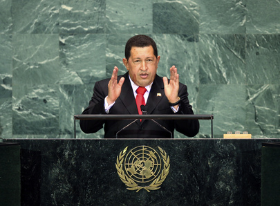 H.E. Mr.Hugo Rafael Chávez Frías