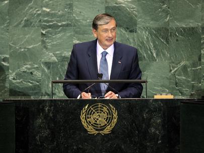 H.E. Mr.Danilo Türk