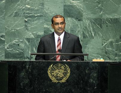 S.E. M.Bharrat Jagdeo