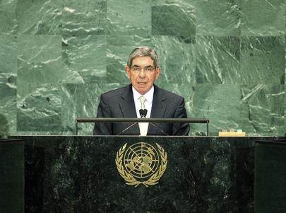 S.E. M.Óscar Arias Sánchez