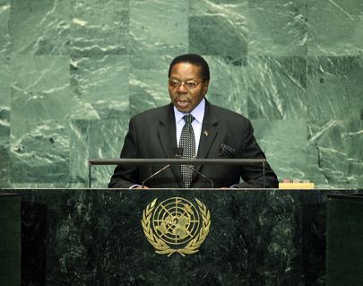 S.E. M. Bingu Wa Mutharika