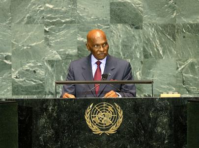 S.E. M.Abdoulaye Wade