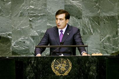 H.E. Mr. Mikheil Saakashvili