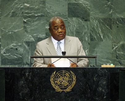 S.E. M. Rupiah Bwezani Banda