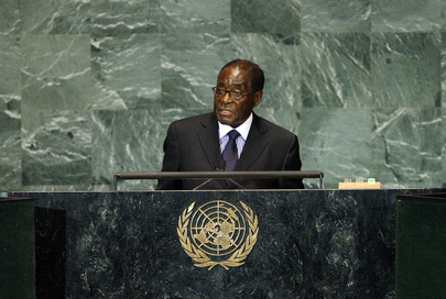 H.E. Mr. Robert Mugabe