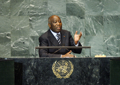 H.E. Mr. Laurent Gbagbo