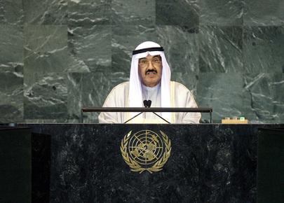 H.H.Sheikh Nasser Al-Mohammad Al-Ahmad Al Jaber Al-Sab