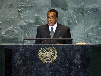 S.E. M.Denis Sassou-Nguesso