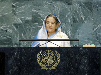 S.E. MmeSheikh Hasina