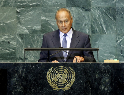 H.E. Mr.Ahmed Aboul Gheit