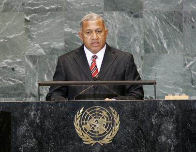 H.E. Mr.Josaia Bainimarama