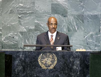 H.E. Mr.Seyoum Mesfin