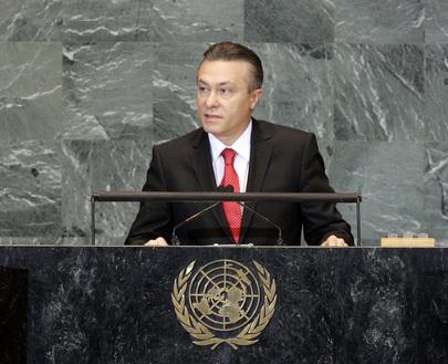 H.E. Mr.Cristian Diaconescu