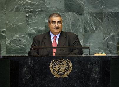 S.E. M.Shaikh Khalid Bin Ahmed Bin Mohamed Alkhalifa