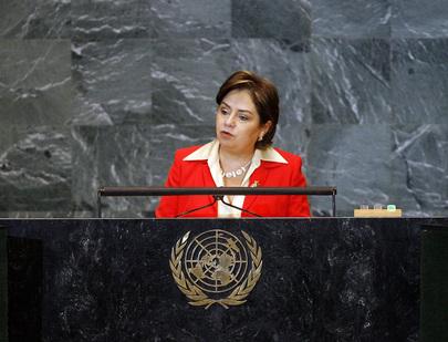 H.E. Ms.Patricia Espinosa Cantellano