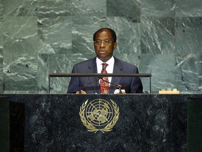 H.E. Mr.Alexis Thambwe Mwamba