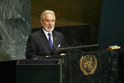 H.E. Mr.Samuel Santos López