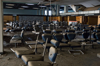 Cyprus Airport Sits Abandoned in UN Buffer Zone
