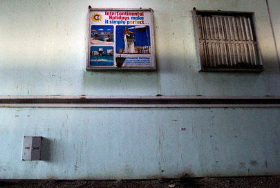 Cyprus Airport Abandoned in UN Buffer Zone