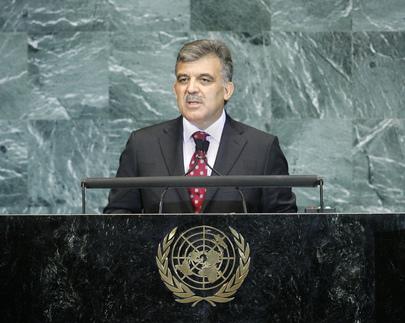 S.E. M.Abdullah Gül