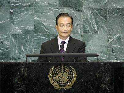 S.E. M.Wen Jiabao