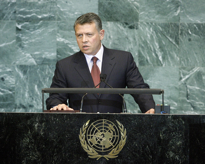 H.M. Mr.Abdullah II