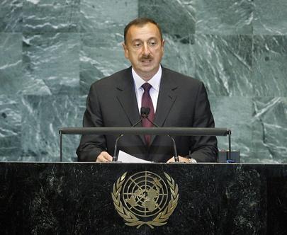 H.E. Mr.Ilham Heydar oglu Aliyev