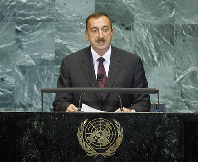 S.E. M.Ilham Heydar oglu Aliyev