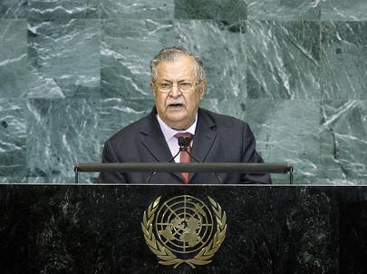 S.E. M.Jalal Talabani