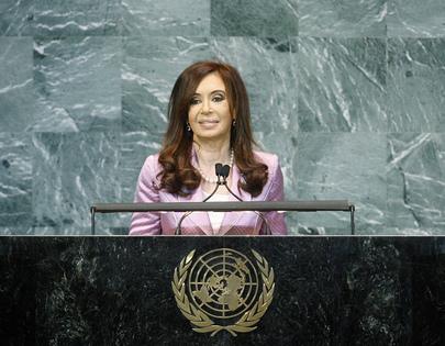 H.E. Ms.Cristina Fernández