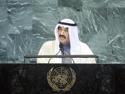 H.H.Sheikh Naser Al-Mohammad Al-Ahmad Al-Sabah