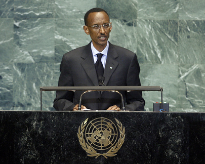 H.E. Mr.Paul Kagame