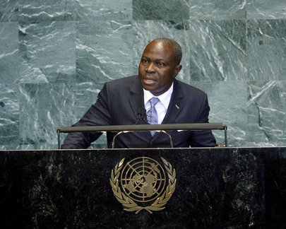 H.E. Mr.Gilbert Fossoun Houngbo