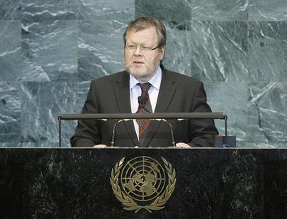 H.E. Mr.Össur Skarphéðinsson