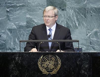 H.E. Mr.Kevin Rudd