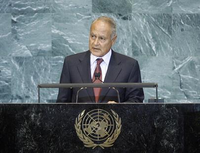 S.E. M.Ahmed Abdoul Gheit