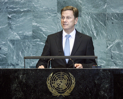 H.E. Mr.Guido Westerwelle