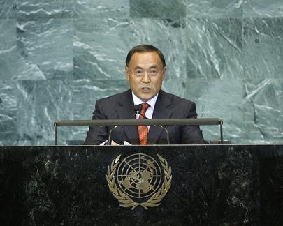 H.E. Mr.Kanat Saudabayev