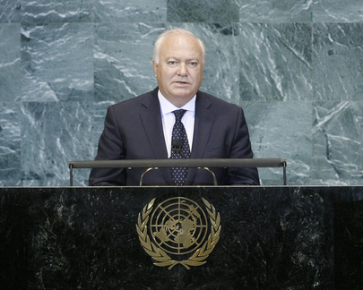 H.E. Mr.Miguel Angel Moratinos Cuyaube