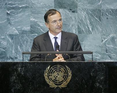 S.E. M.Franco Frattini