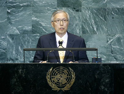 S.E. M.Shin Kak-Soo