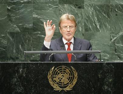 S.E. M.Bernard Kouchner
