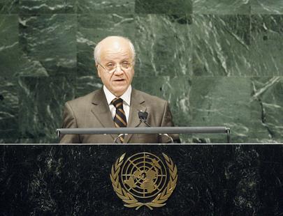 S.E. M.Mourad Medelci