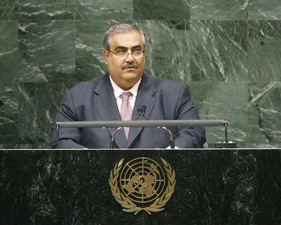 H.E. Mr.Shaikh Khalid Bin Ahmed Al Khalifa