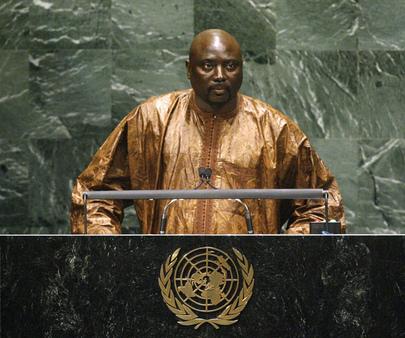 H.E. Mr.Mamadou Tangara